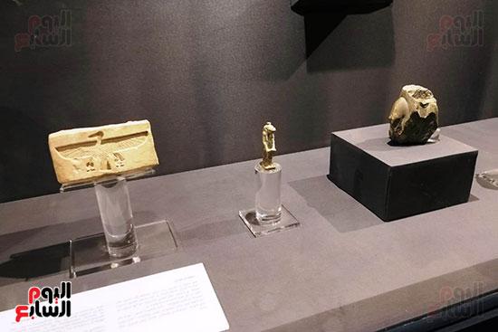 قطع-أثرية-فى-متحف-طنطا