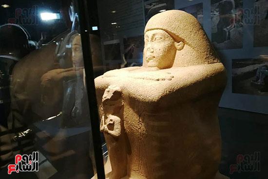 تمثال-مصرى-قديم