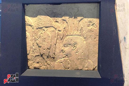 جدارية-فرعونية