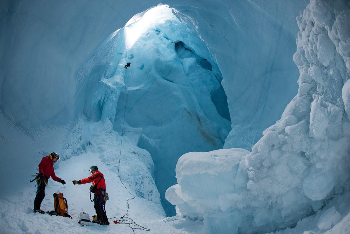 ذوبان الجليد فى جرينلاند (5)