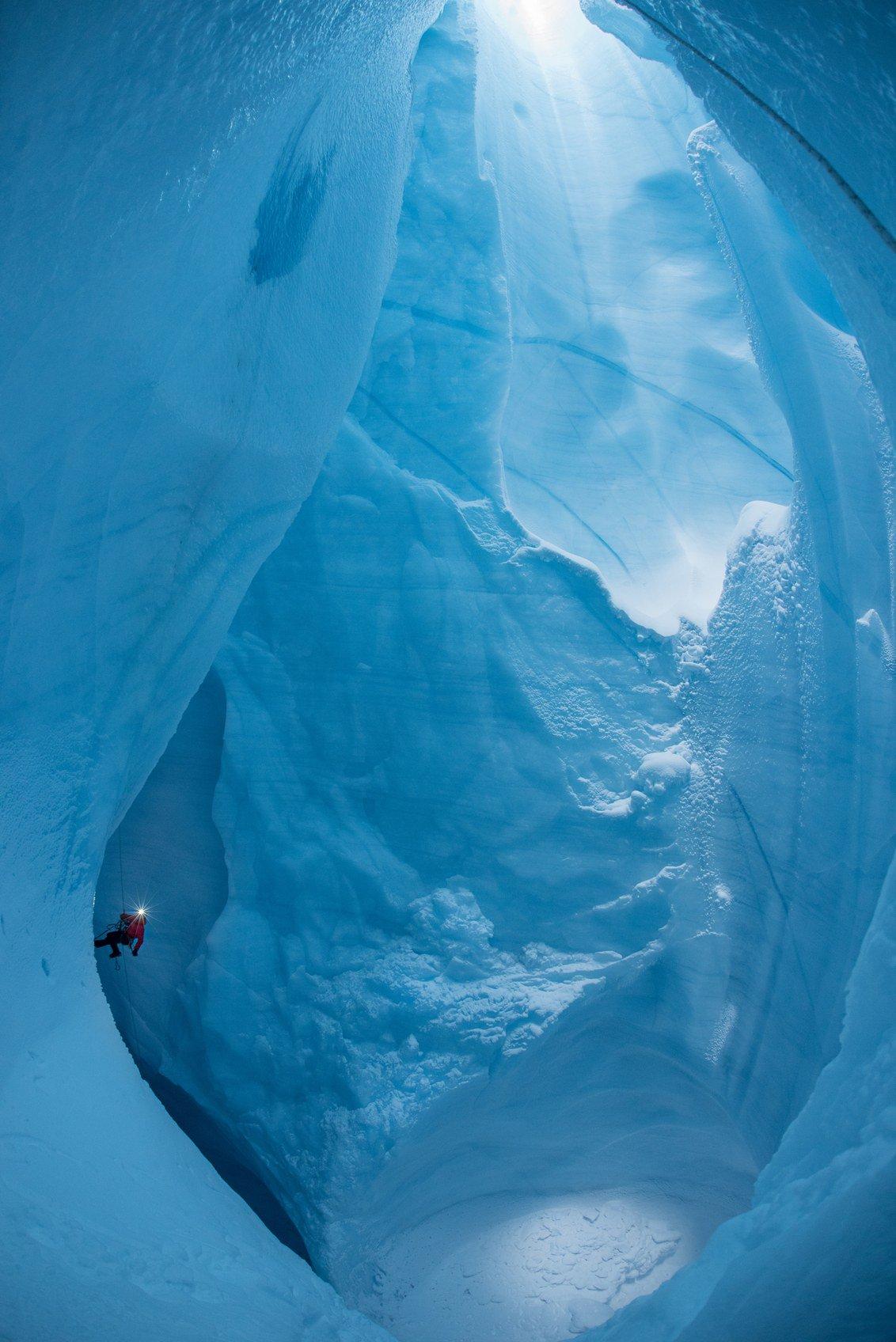 ذوبان الجليد فى جرينلاند (6)
