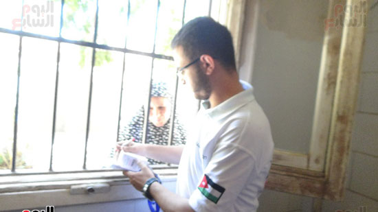 قوافل حياة كريمة بقرية ههيا (26)