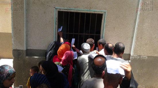 قوافل حياة كريمة بقرية ههيا (10)