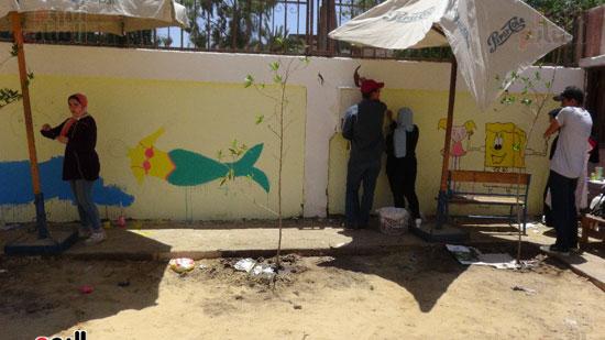 قوافل حياة كريمة بقرية ههيا (19)