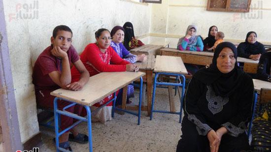 قوافل حياة كريمة بقرية ههيا (21)