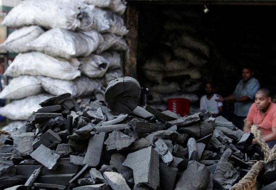 تجار-الفحم