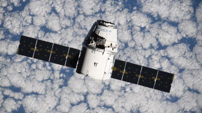 ATV in space