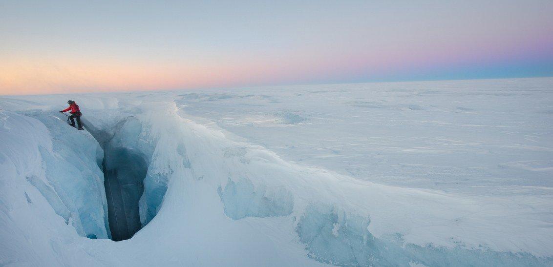 ذوبان الجليد فى جرينلاند (1)