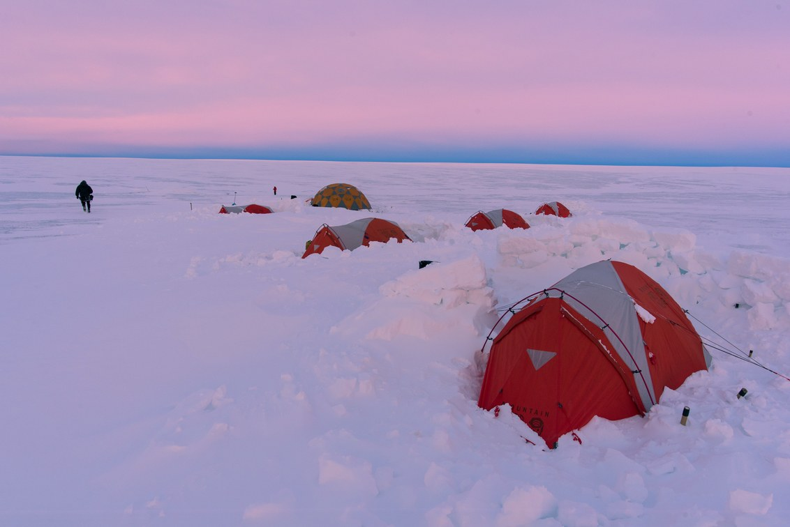ذوبان الجليد فى جرينلاند (4)