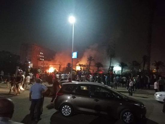 حريق المنيل (4)