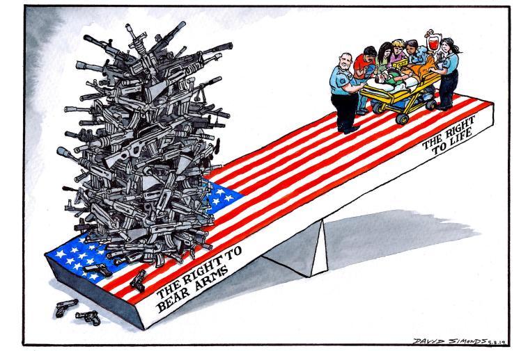 كاريكاتير التايمز