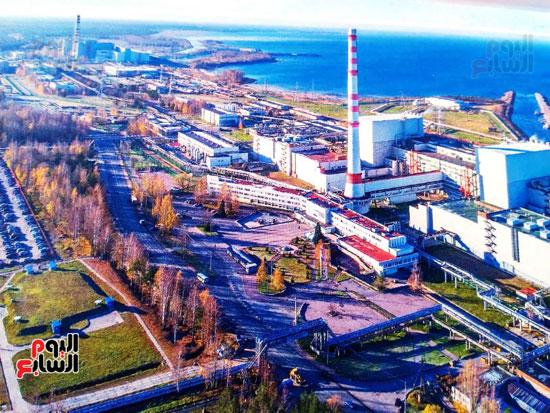 مصر تبنى المفاعل.. الطريق إلى الضبعة يبدأ من محطة لينينجراد (15)