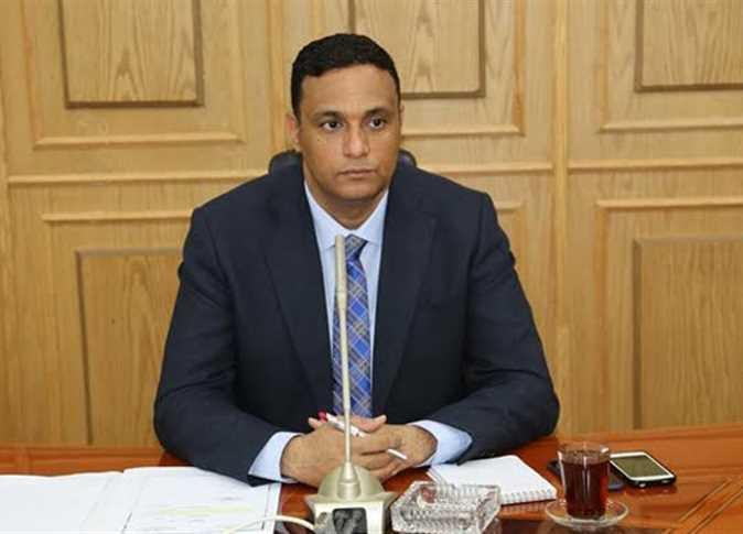 الدكتور أيمن عبدالمنعم مختار سكرتير عام محافظة القليوبية الجديد