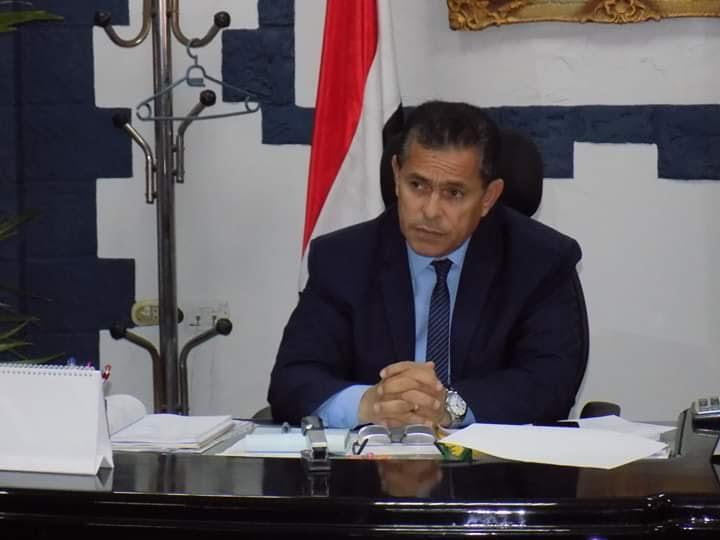 المحاسب متولي حسن رئيس مدينة فايد الجديد