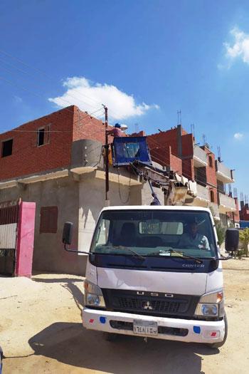 قرية الخرطوم بالبحيرة (1)