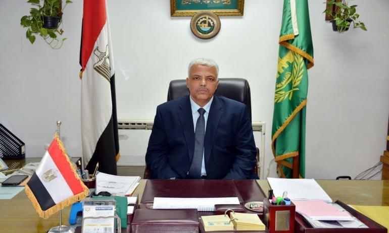 عواد أحمد علي سكرتير عام الدقهلية الجديد