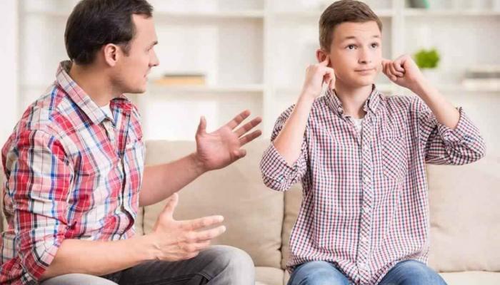 التعامل مع المراهق (1)