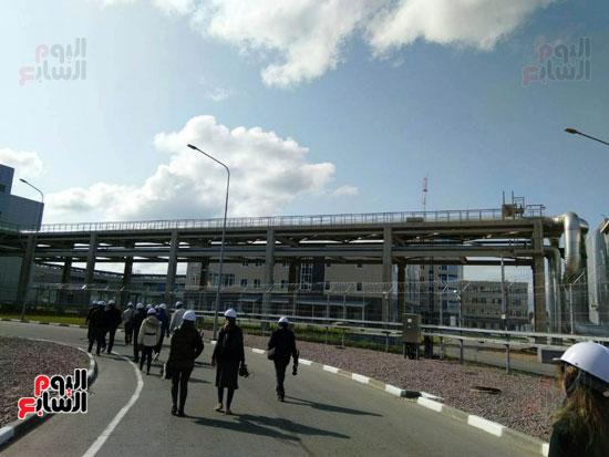 مصر تبنى المفاعل.. الطريق إلى الضبعة يبدأ من محطة لينينجراد (3)