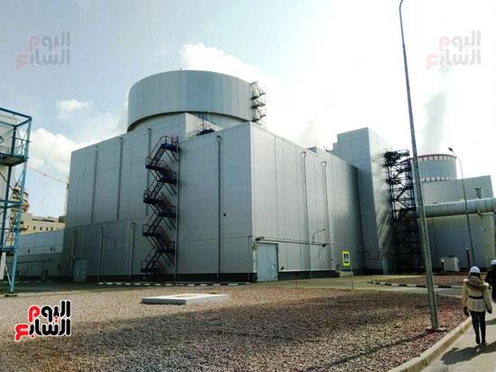 مصر تبنى المفاعل.. الطريق إلى الضبعة يبدأ من محطة لينينجراد (6)