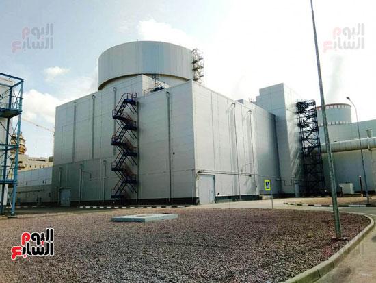 مصر تبنى المفاعل.. الطريق إلى الضبعة يبدأ من محطة لينينجراد (13)