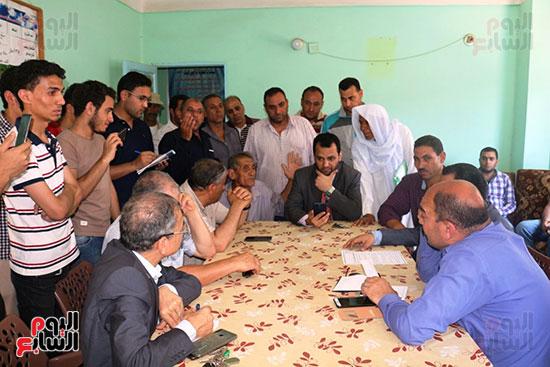 حياة-كريمة-تتواصل-لدعم-الفقراء-والقري-الأكثر-إحتياجاً-بمحافظات-مصر-(25)