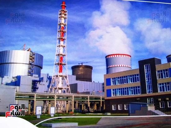 مصر تبنى المفاعل.. الطريق إلى الضبعة يبدأ من محطة لينينجراد (14)