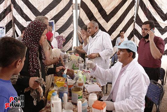 حياة-كريمة-تتواصل-لدعم-الفقراء-والقري-الأكثر-إحتياجاً-بمحافظات-مصر-(24)