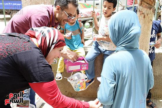 حياة-كريمة-تتواصل-لدعم-الفقراء-والقري-الأكثر-إحتياجاً-بمحافظات-مصر-(23)