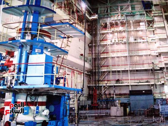 مصر تبنى المفاعل.. الطريق إلى الضبعة يبدأ من محطة لينينجراد (16)