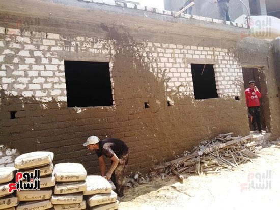 تطور-20-منزلاً-بقرية-الشهابية-بالبرلس-(5)