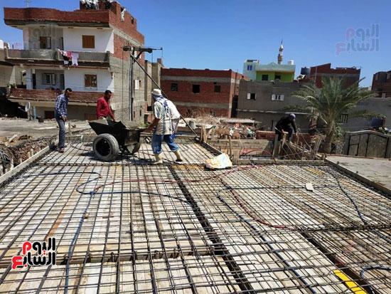 تطور-20-منزلاً-بقرية-الشهابية-بالبرلس-(2)