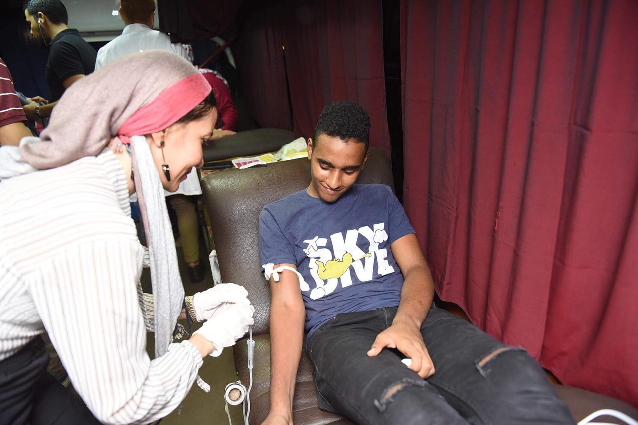 حملة التبرع بالدم (4)
