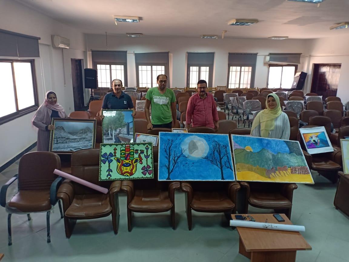 المشاركين فى مهرجان ابداع (4)