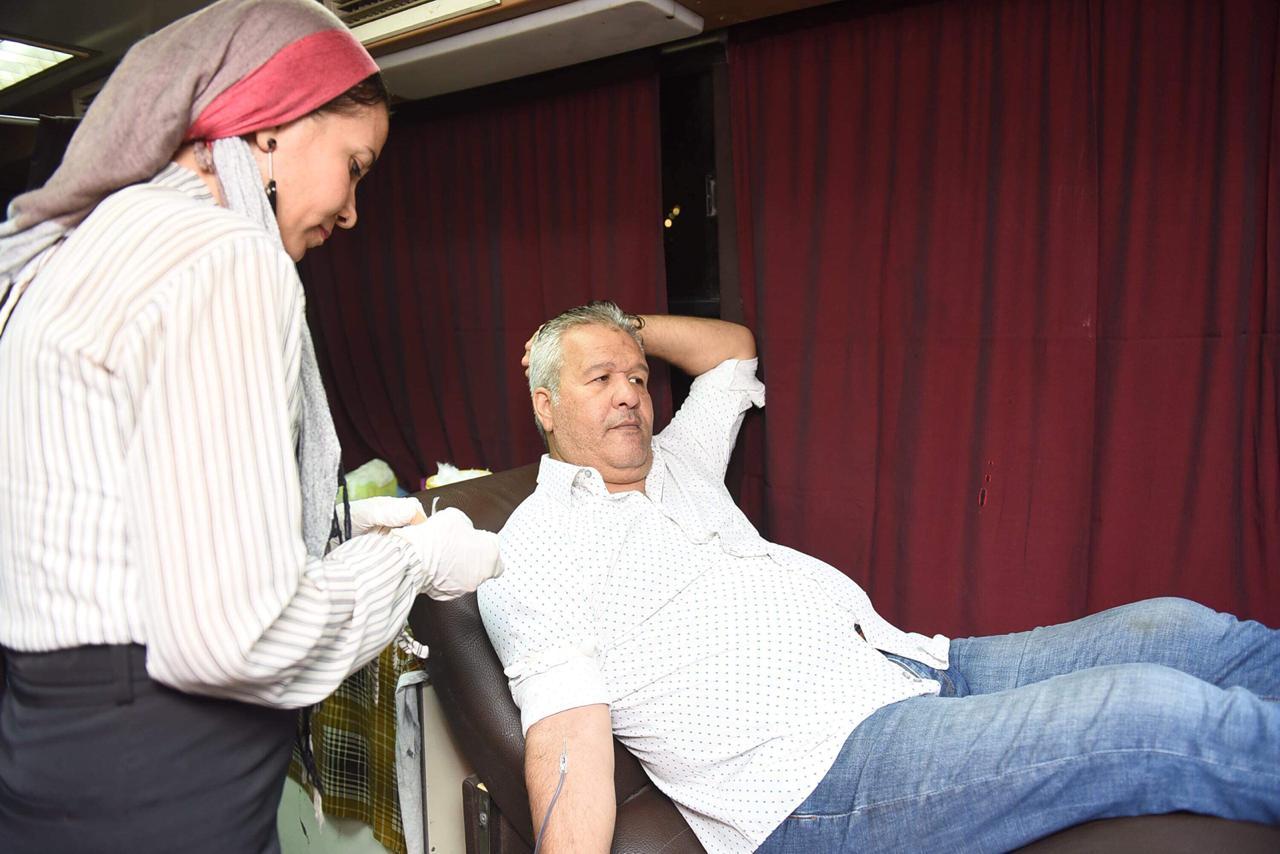 حملة التبرع بالدم (2)