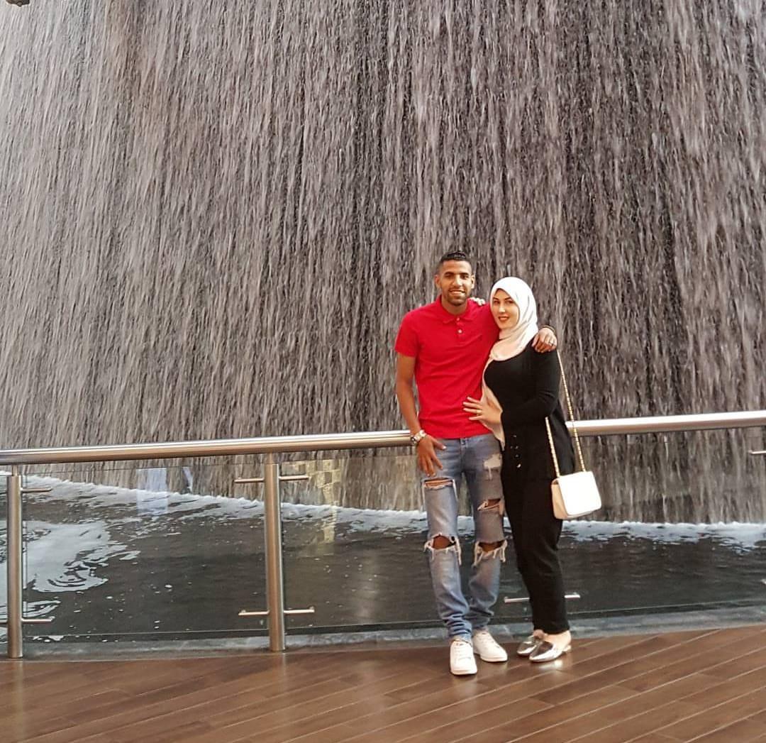 زكريا وزوجته