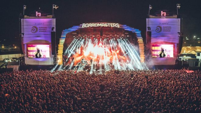 مهرجان بوردماسترز الموسيقى