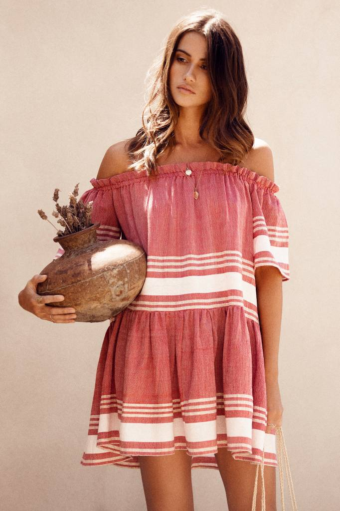 sundress-short-dress-off-shoulder-bella-fouta-sund