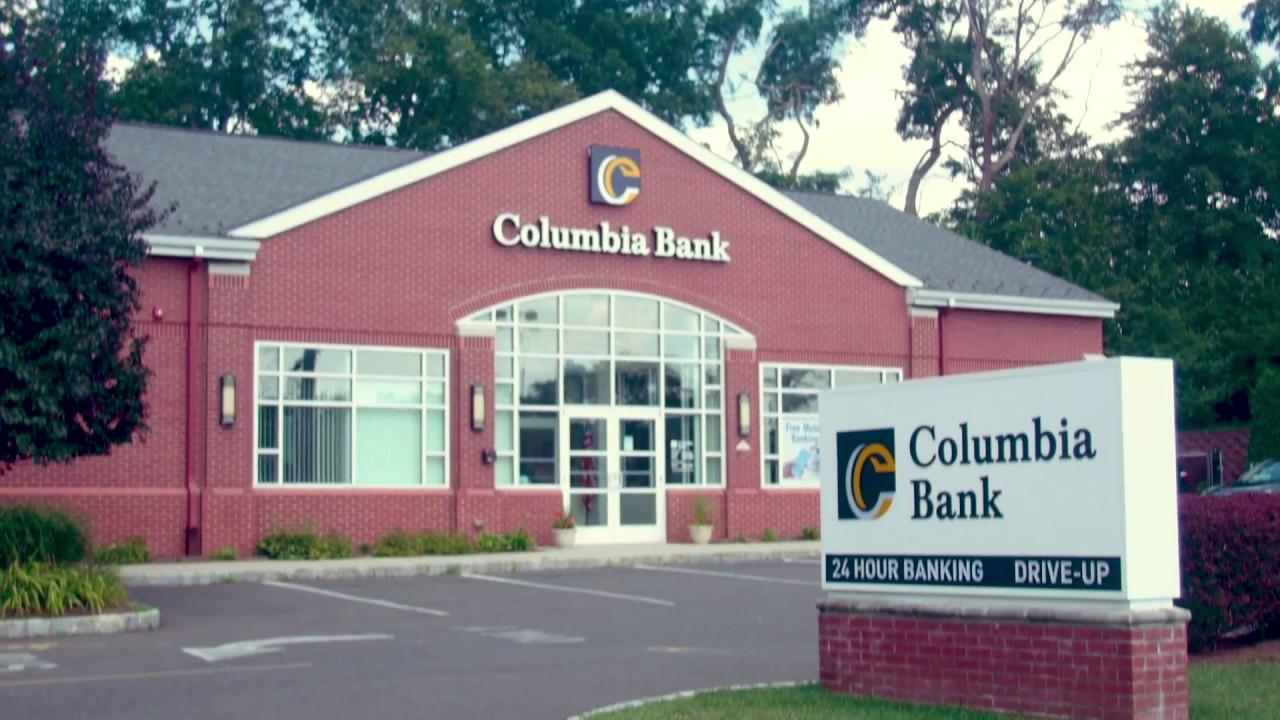 بنك كولومبى
