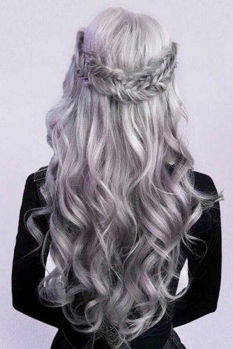 الشعر السلفر  (4)