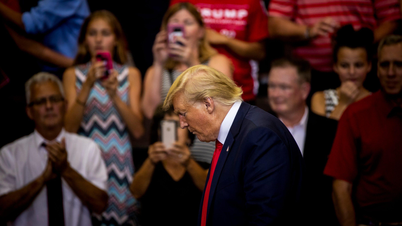 ترامب يأمل فى فوز سهل فى ظل غياب منافس قوى حتى الآن