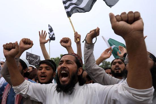 غضب فى بيشاور