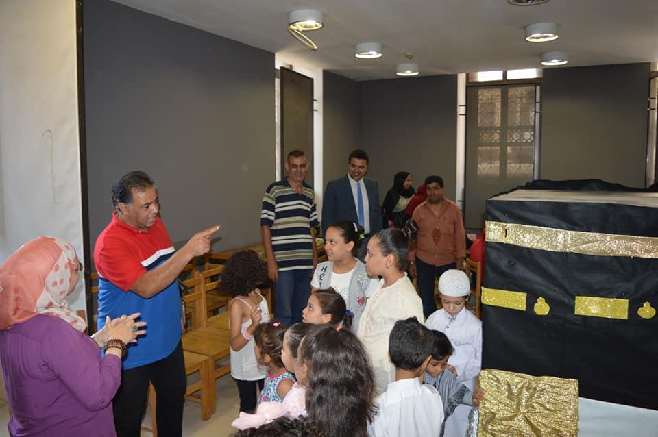 ورش المحاكاة فى متحف الفن الإسلامى (14)