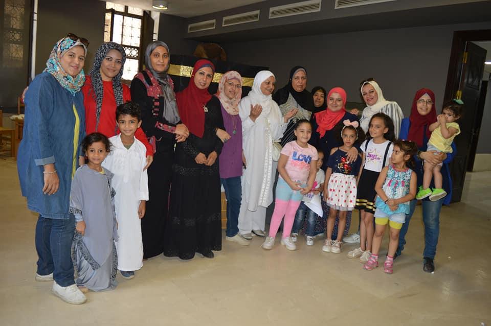 ورش المحاكاة فى متحف الفن الإسلامى (8)