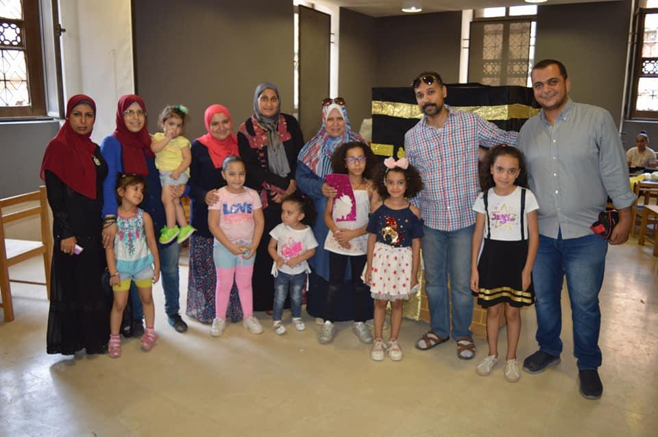 ورش المحاكاة فى متحف الفن الإسلامى (16)