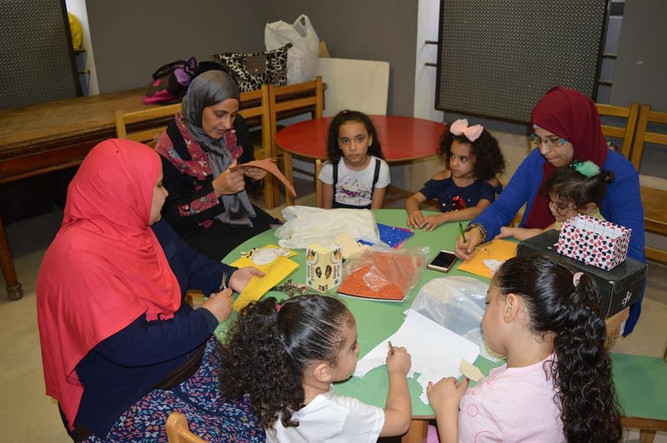 ورش المحاكاة فى متحف الفن الإسلامى (6)