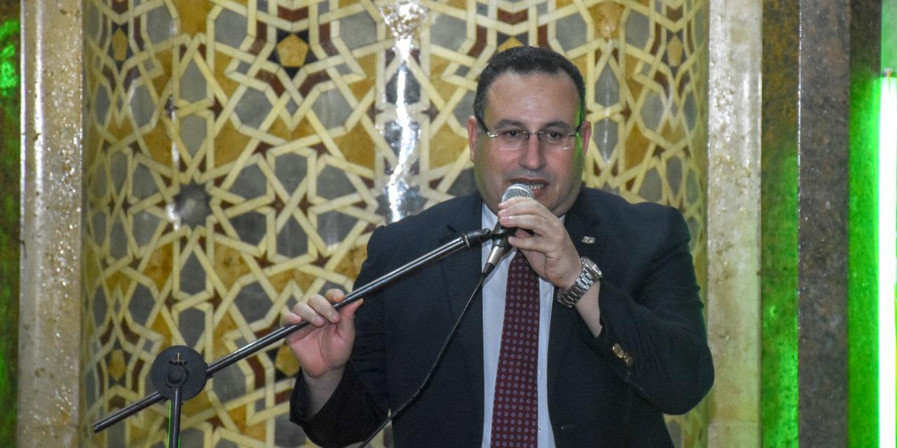 محافظ الإسكندرية يشارك في إحتفالية الأوقاف (2)