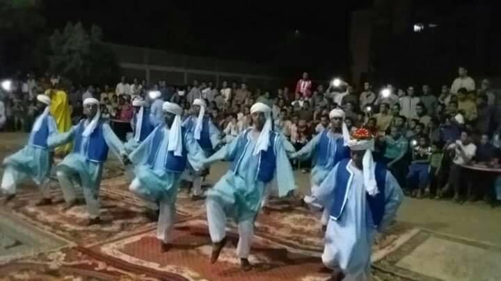عروض مسرحية وندوات فى قرية دلجا بالمنيا (7)