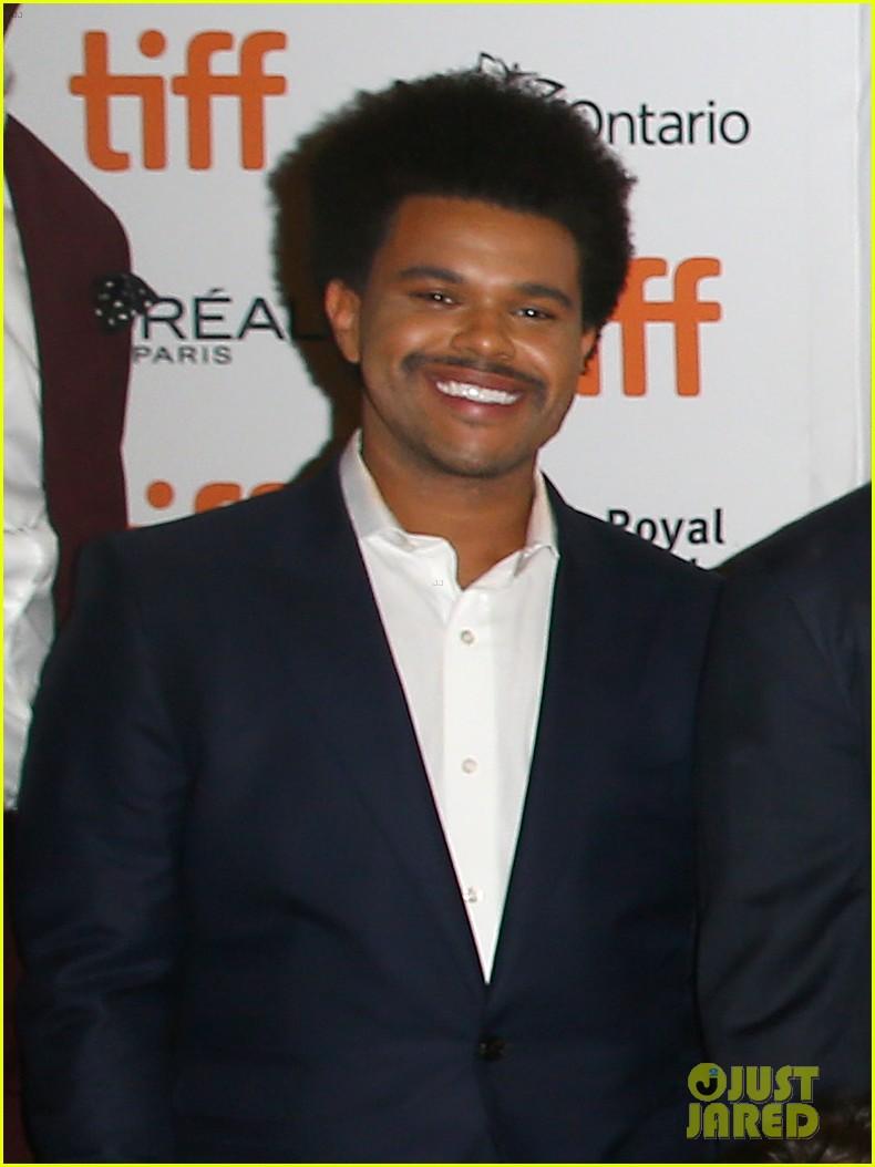 The Weeknd في مهرجان تورنتو السينمائي (4)