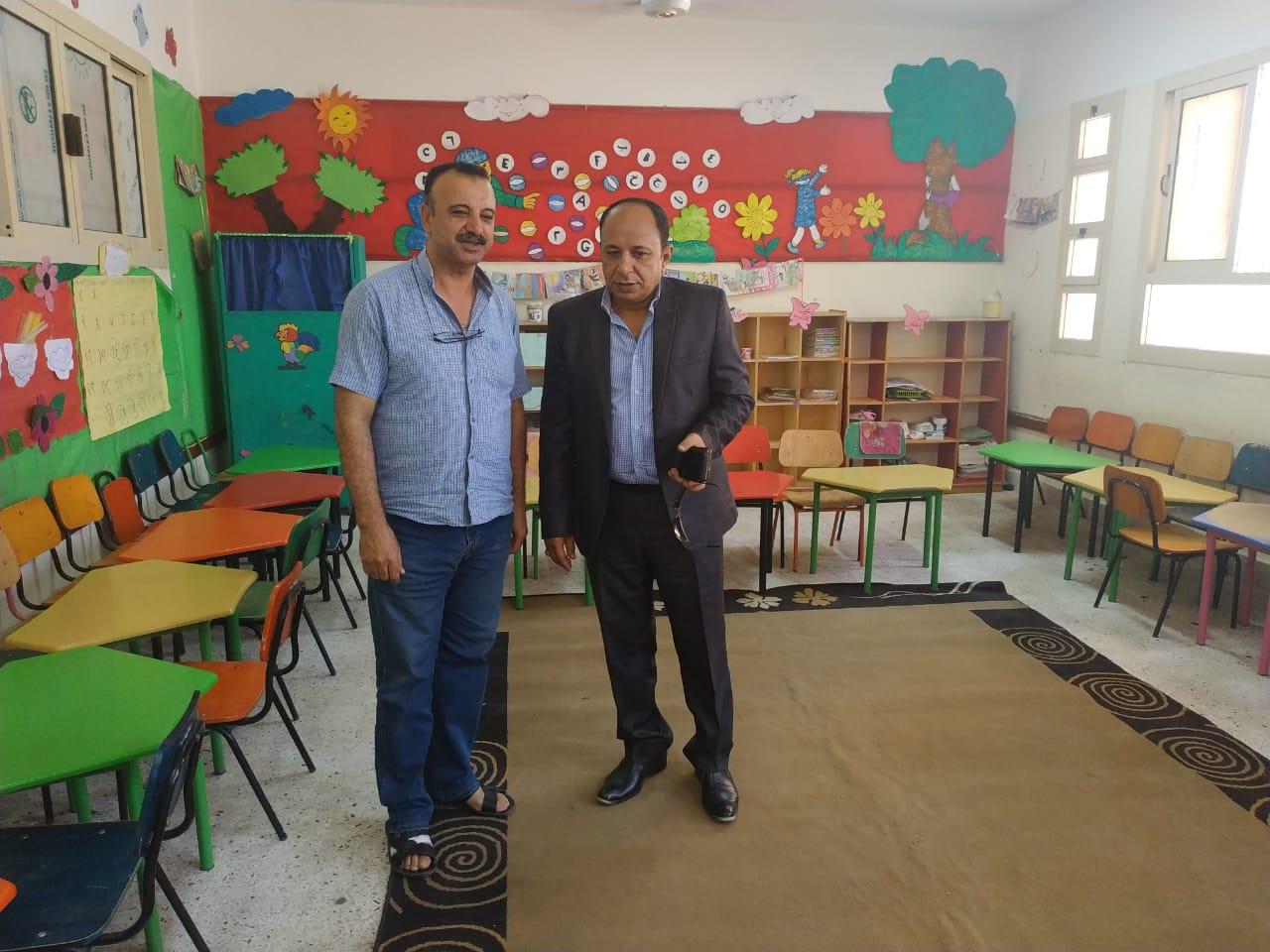 تجهيز مدارس القليوبية  (7)