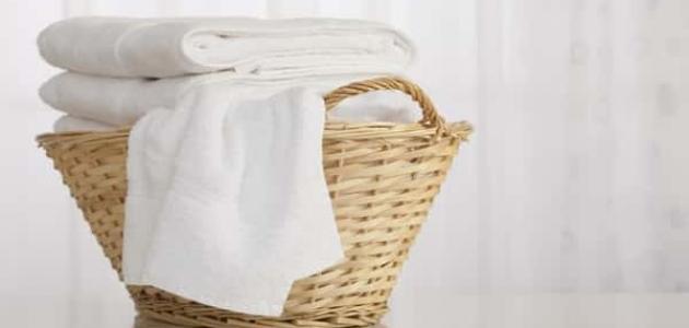 نصائح لتنظيف الملابس البيضاء (3)